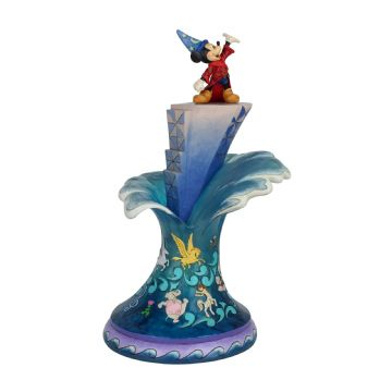 Disney Traditions 6007053 Summit of Imagination (Sorcer Mickey Masterpiece Figurine)